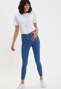 DeFacto - ANNA  - Jeans Skinny Fit - blue - 1