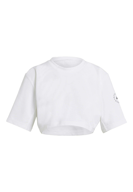 Women ADIDAS BY STELLA MCCARTNEY FUTURE PLAYGROUND CROP TOP - Long sleeved top