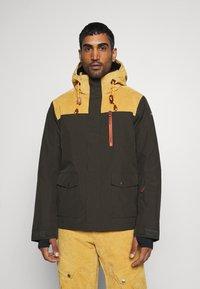 Icepeak - CHARLTON - Ski jacket - dark green - 0