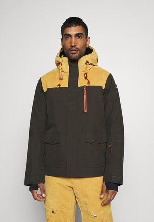 CHARLTON - Ski jacket - dark green
