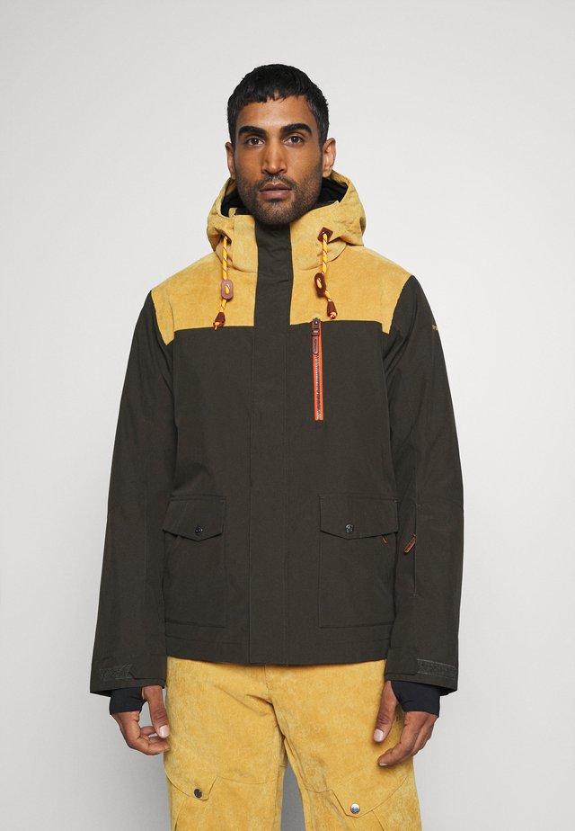 CHARLTON - Ski jacket - dark green