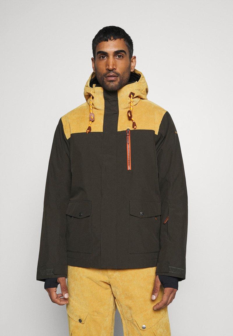 Icepeak - CHARLTON - Ski jacket - dark green