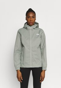 The North Face - QUEST JACKET - Hardshell jacket - grey - 0