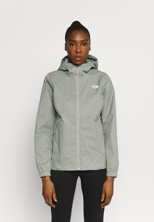 QUEST JACKET - Hardshelljacke - grey