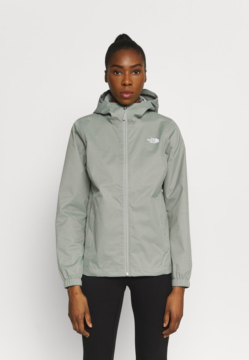 The North Face - QUEST JACKET - Hardshell jacket - grey
