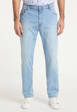 THOMAS - Straight leg jeans - bleach use