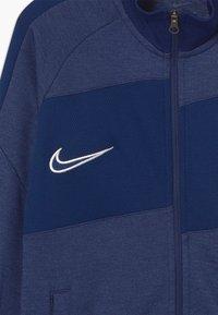 Nike Performance - DRY ACADEMY  - Training jacket - blue void/white - 3