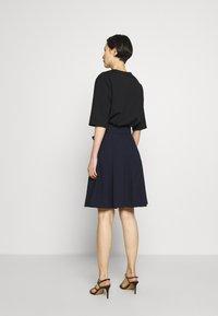 HUGO - ROMELLI - A-line skirt - open blue - 2