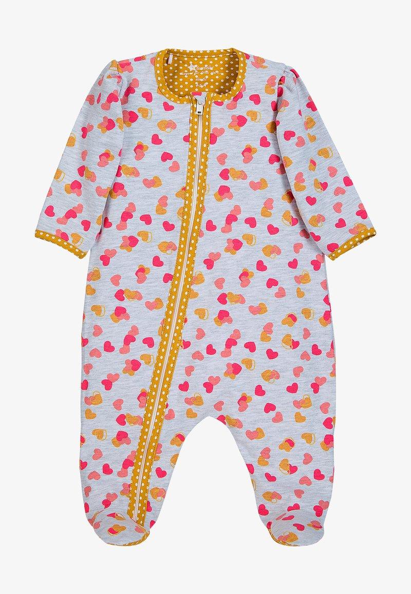 Sterntaler - Sleep suit - grau