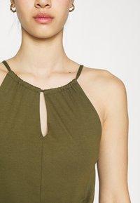 Even&Odd - Maxi dress - green - 5