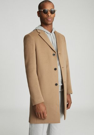 GABLE - Classic coat - taupe