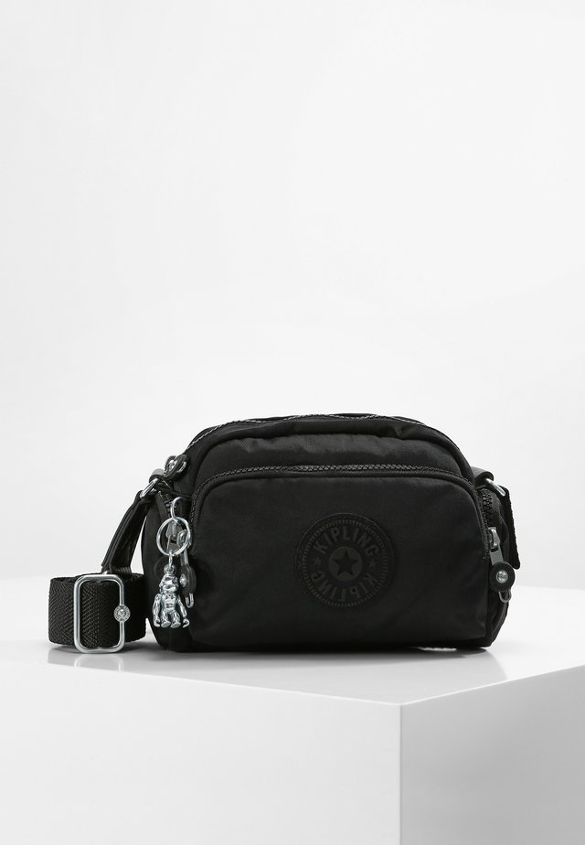 JENERA MINI - Across body bag - rich black