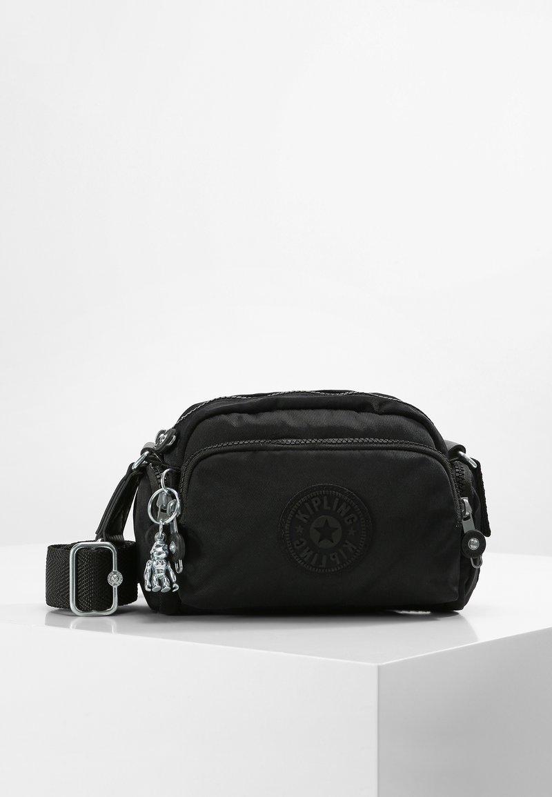 Kipling - JENERA MINI - Across body bag - rich black