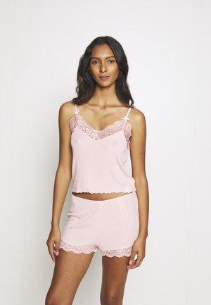 SHORT SET - Pyjama set - pink pearl