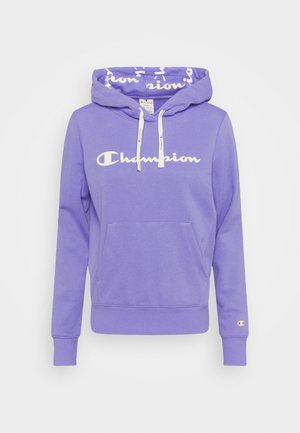 HOODED - Hoodie - purple