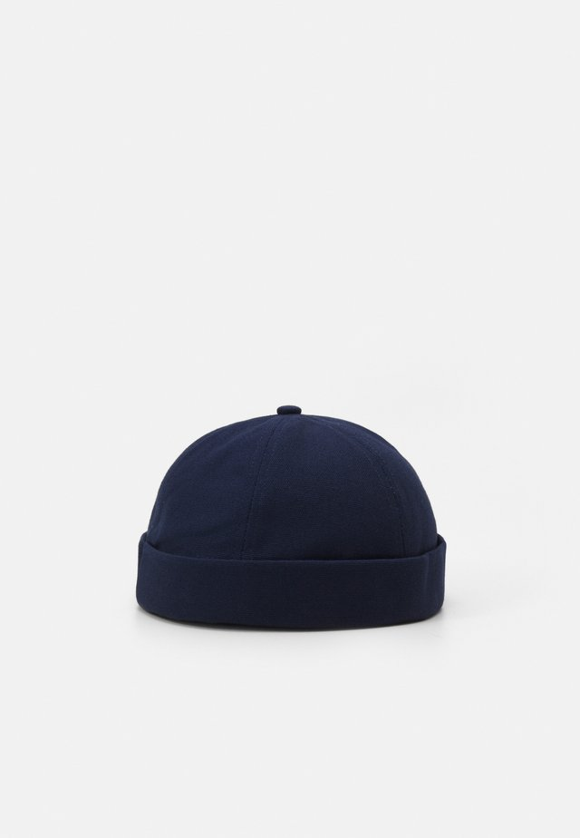 DOCKER - Bonnet - navy