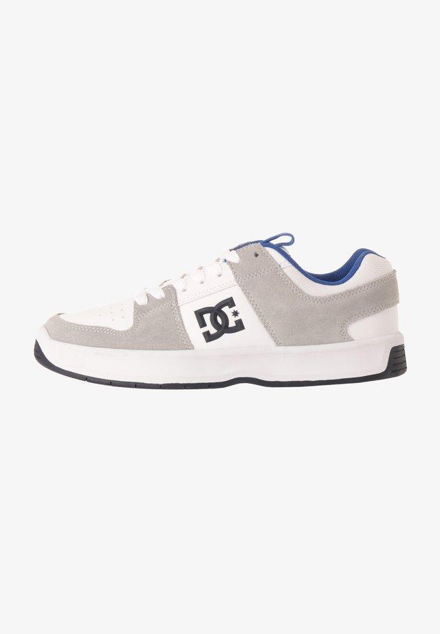 LYNX  - Skateschoenen - white/blue/grey