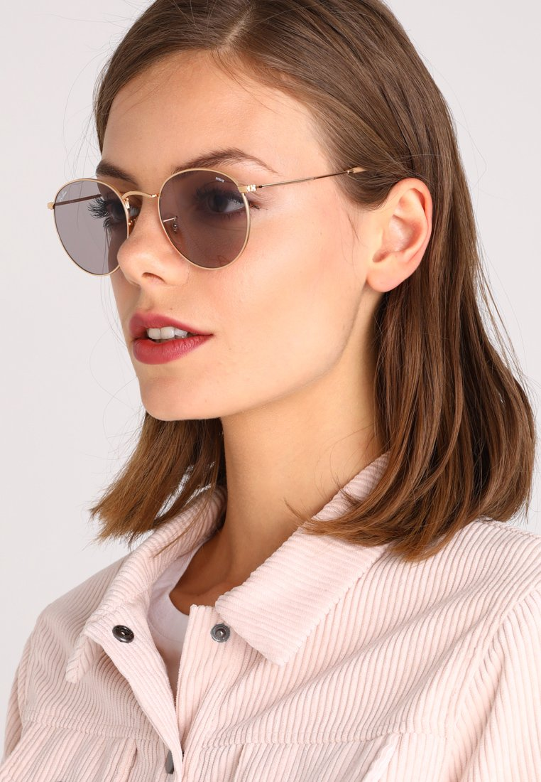 Popular Outlet Ray-Ban ROUND METAL - Sunglasses - gold-coloured   men's accessories 2020 QXHKo