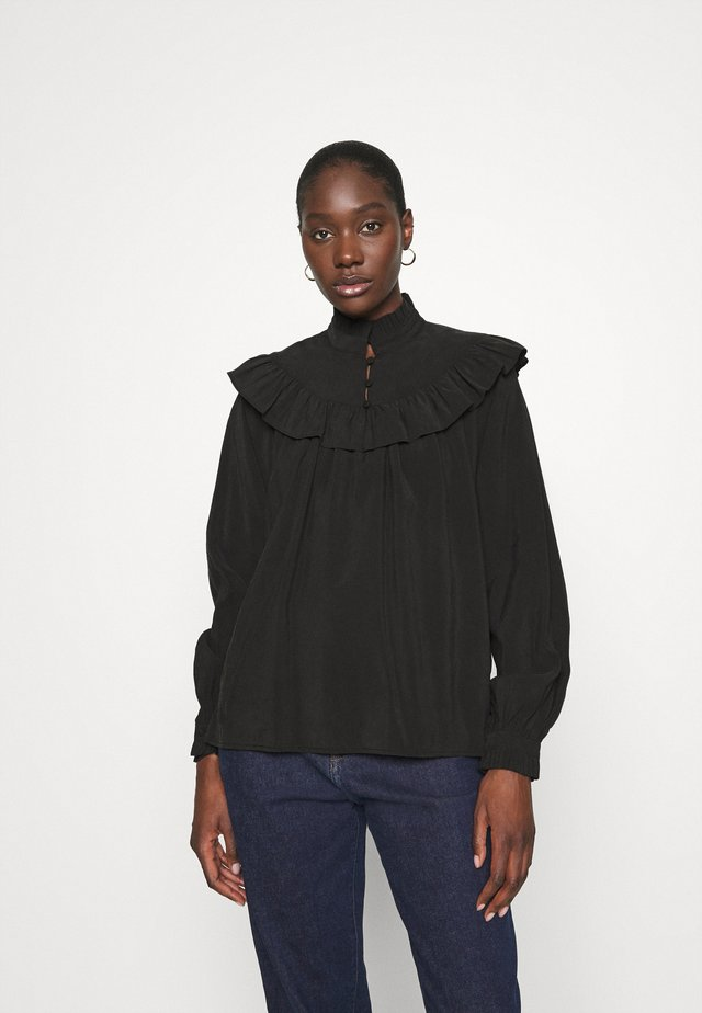 BLOUSE CINDY - Blus - black