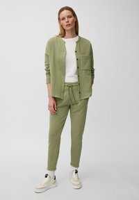 Marc O'Polo - Cardigan - dried sage - 1