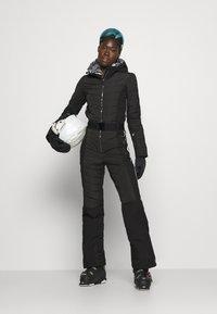 Luhta - ELGMO - Snow pants - black - 1