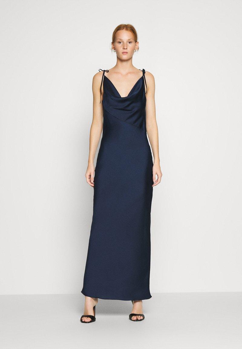 Swing - DRESS - Maxi dress - ink