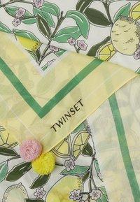 TWINSET - Foulard - yellow - 1