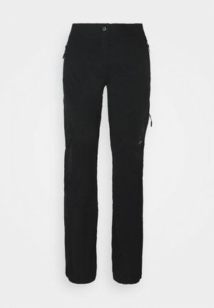 WOMAN PANT - Bukser - nero