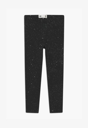 HUGGIE  - Leggings - Trousers - black