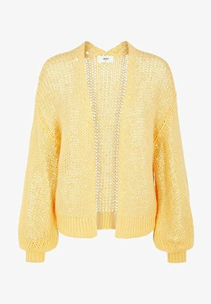 Vest - elfin yellow