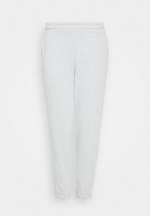 REGULAR FIT JOGGERS - Pantalones deportivos - light grey