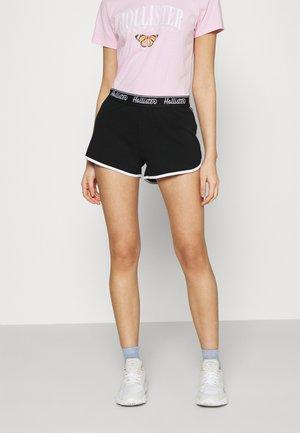CHAIN LOGO - Shorts - black