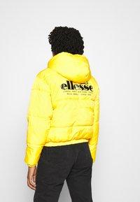 Ellesse - CAMILLA - Zimní bunda - yellow - 2