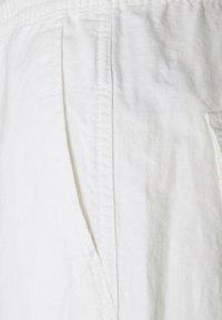 Gap Tall - WIDE LEG - Tygbyxor - new off white - 2