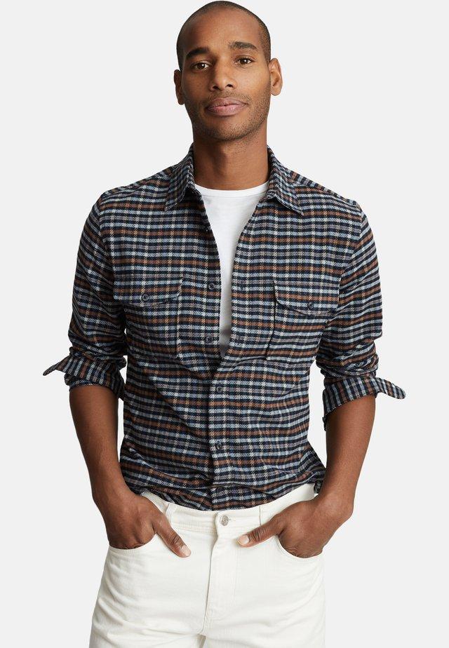 ASH - Shirt - navy blue