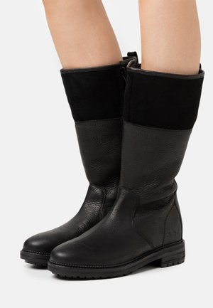 WATHIGH - Vinterstøvler - black