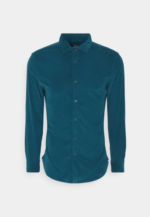 ALPHA SPREAD COLLAR - Camisa - deep dive