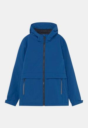 KOW - Soft shell jacket - royal