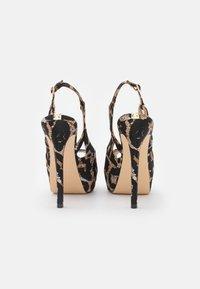 Guess - GINNIA - Platform heels - multicolor - 3