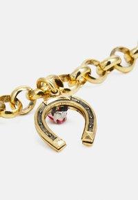 Radà - BRACELET - Bracelet - gold-coloured/red - 2