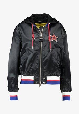 G-RAURI JACKET - Bomber Jacket - black