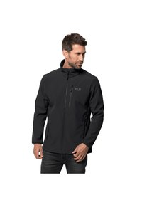 Jack Wolfskin - WHIRLWIND - Soft shell jacket - black - 0