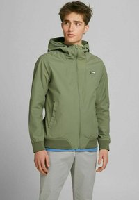 Jack & Jones - Light jacket - deep lichen green - 0