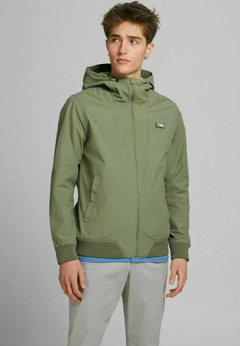 Jack & Jones - Light jacket - deep lichen green