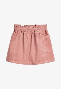 Next - Pleated skirt - pink - 0