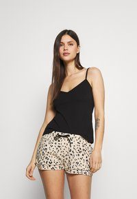 Anna Field - Pyjama set - black/nude - 1