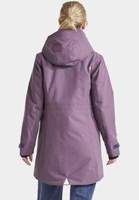 Didriksons - TANJA - Winter coat - eggplant - 2