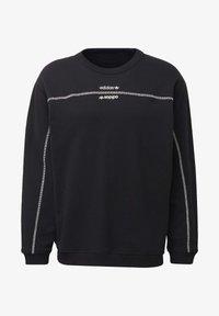 adidas Originals - CREW SWEATSHIRT - Sweatshirt - black - 8