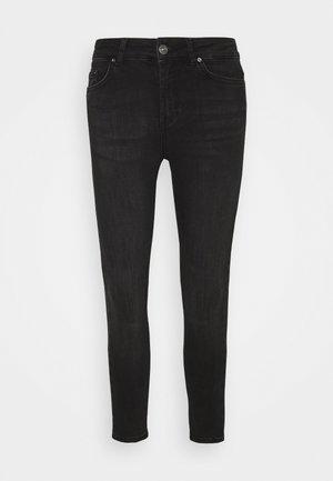 PCDELLY  - Jeans Skinny Fit - black