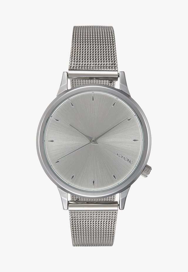 LEXI ROYALE - Orologio - silver-coloured